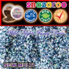 SNAZAROO FACE PAINT GLITTER DUST NEW MULTI 12ML TUB